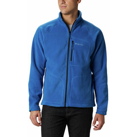 Columbia Fast Trek II Giacca in pile con zip intera Uomo, bright indigo